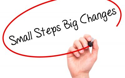 Small Steps Big Changes – How To Develop Mental Toughness