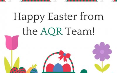 Happy Easter from AQR