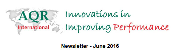 Launch of our Newsletter