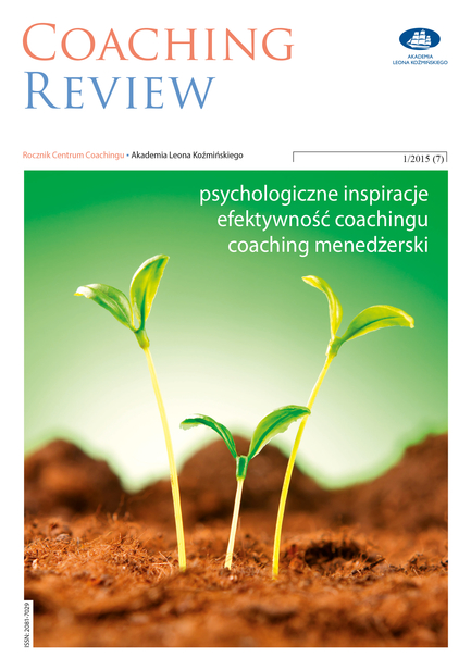 Coaching Review 1/2015