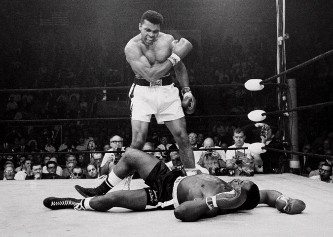 Muhammad Ali – A Model of Mental Toughness