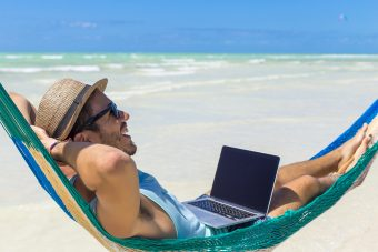 How To Switch Off Work When You're On Vacation
