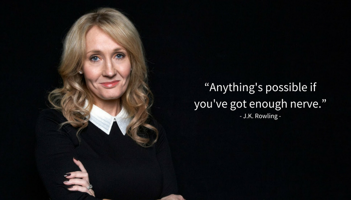 J.K. Rowling – A Model of Mental Toughness