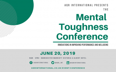 Doug Strycharczyk – An introduction to the Mental Toughness Conference