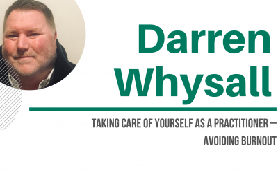Introducing Darren Whysall