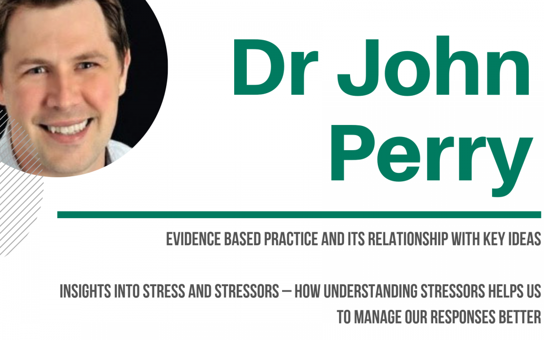 Introducing Dr John Perry