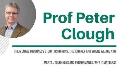 Introducing Professor Peter Clough