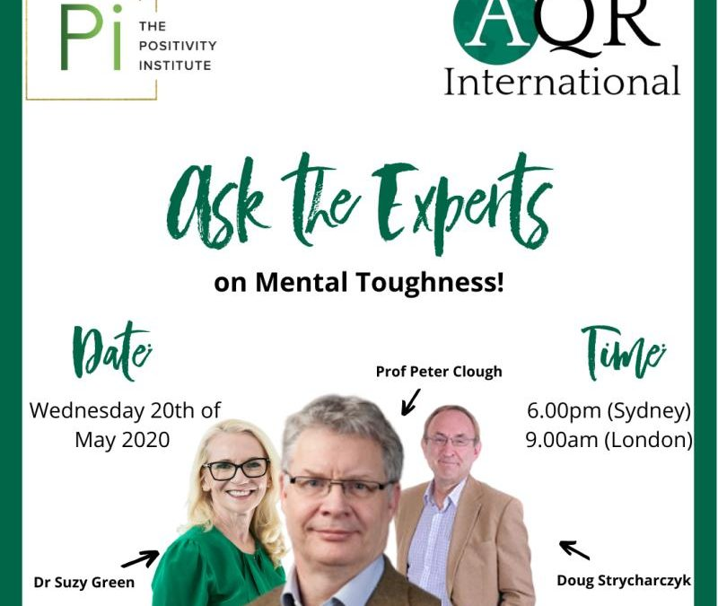 Ask the Experts on Mental Toughness