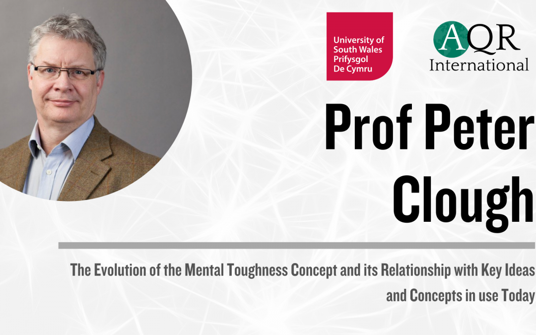 Mental Toughness Online Conference – Introducing Professor Peter Clough