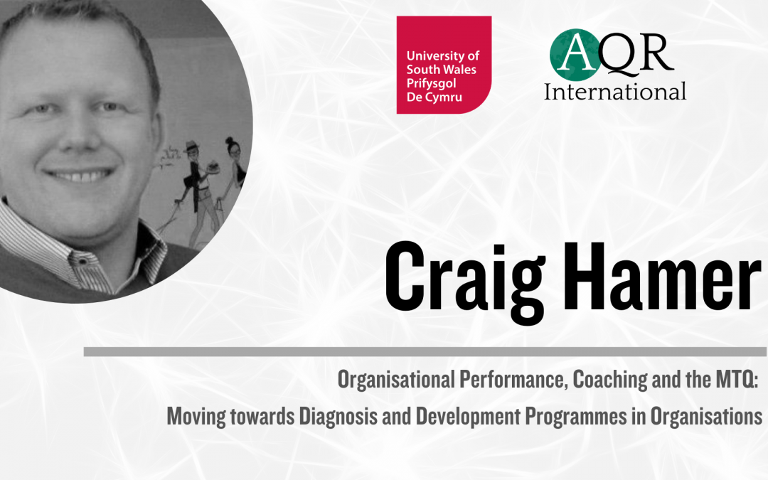 Mental Toughness Online Conference, Friday 16th October – Introducing Craig Hamer