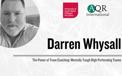 Mental Toughness Online Conference, Friday 16th October – Introducing Darren Whysall